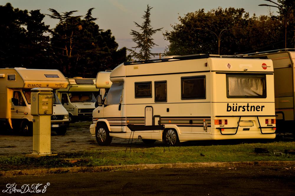 Abbazia di Pomposa camper