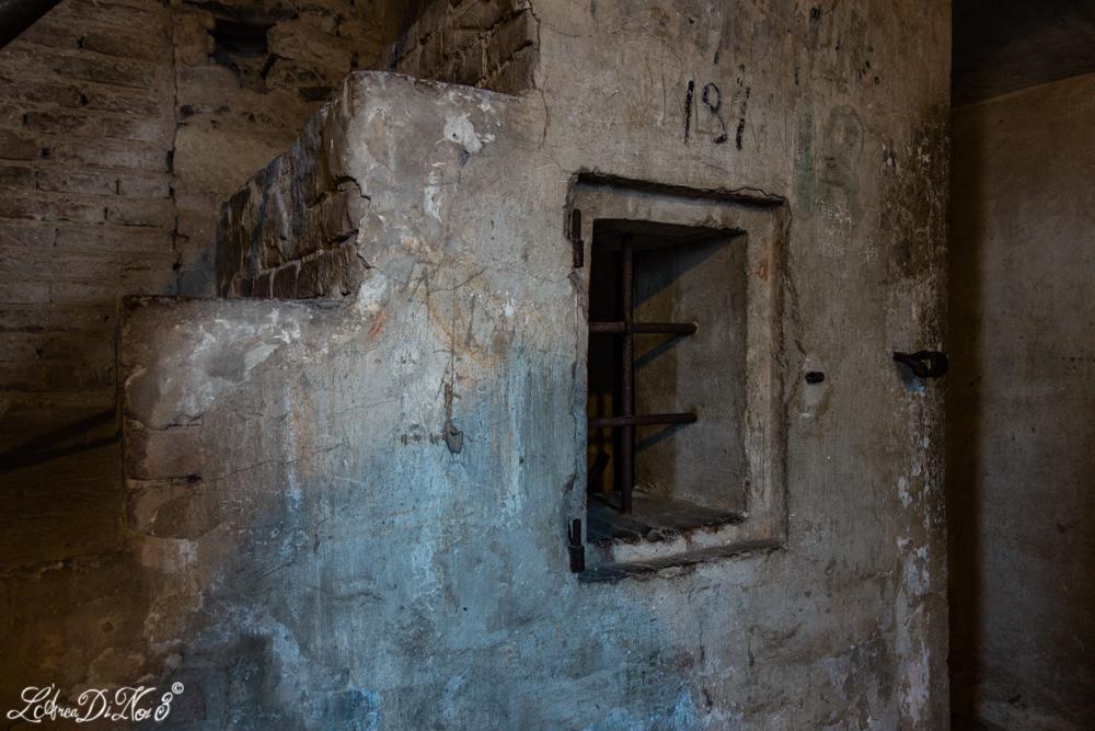Rocca di Vignola prigione Foscolo