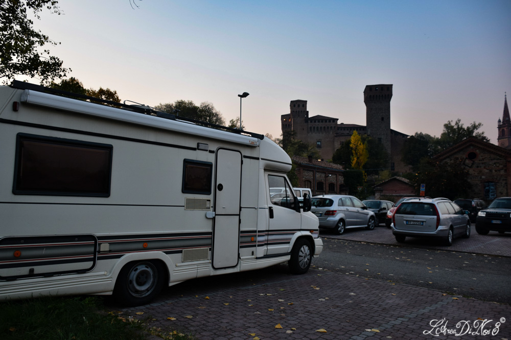 Parcheggio camper Vignola