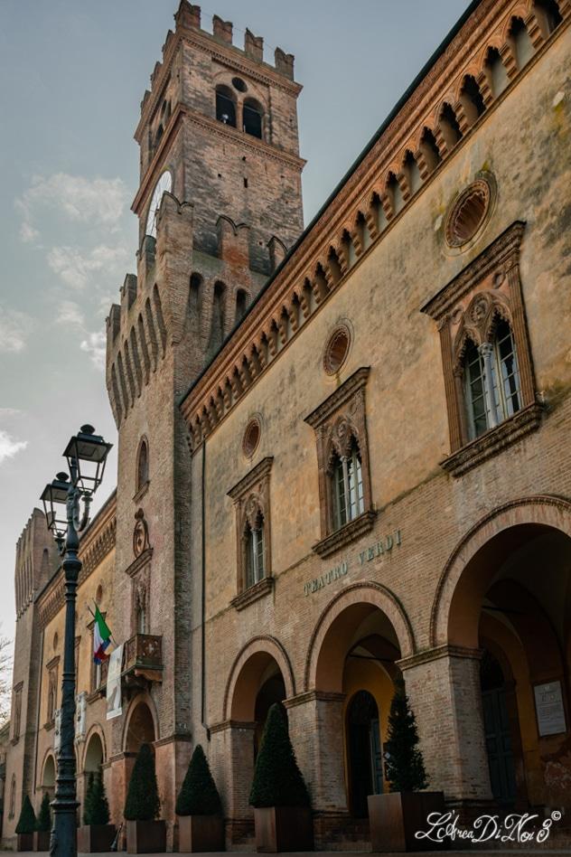 Busseto Rocca Pallavicino