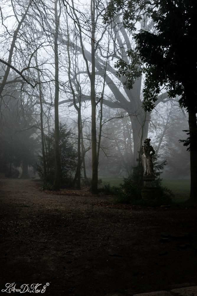 Soragna giardino della Rocca