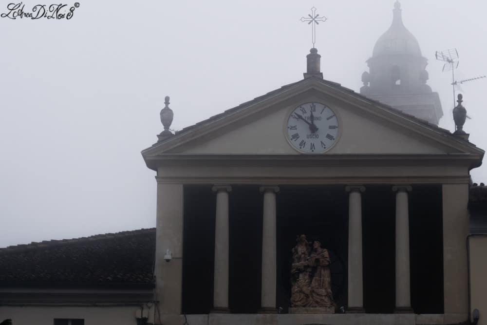Soragna piazza