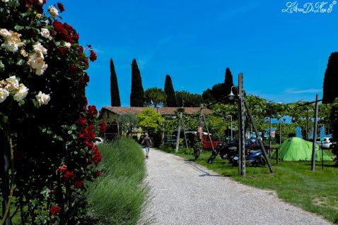 Camping Ideal Molino a San Felice del Benaco Lago di Garda