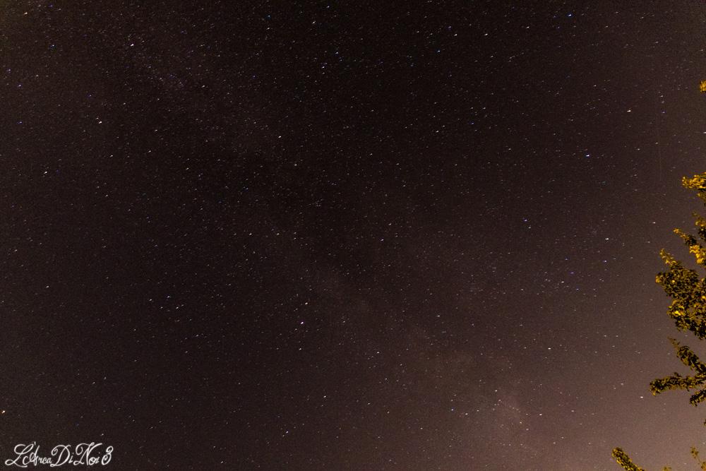 Capo di Ponte cielo stellato