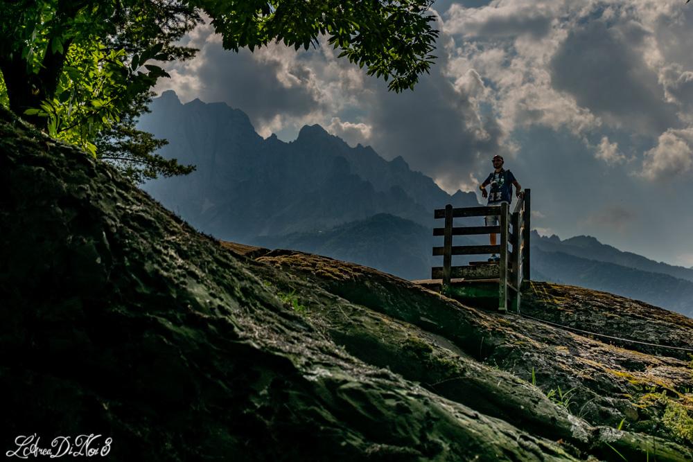 Capo di Ponte parco nazionale delle incisioni di Naquane