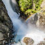 Viaggiare in camper e la connessione col mondo: gli arcobaleni