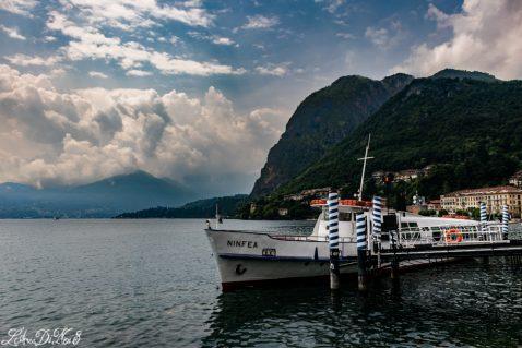 Menaggio, dove trovare un parcheggio adatto al camper sul lago di Como
