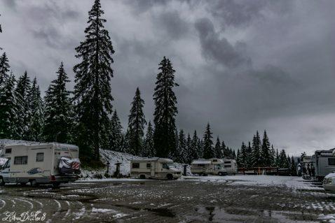 In Val Pusteria: nel campeggio a 5 stelle con la neve ad agosto