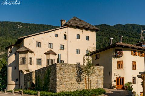 Visita in camper al Castello di Caldes, in Val di Sole