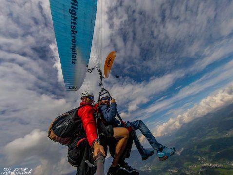 Viaggio in camper tra avventura e adrenalina a Plan de Corones