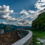 Ferragosto in camper alla Rocca di Anfo con sosta libera sul lago d'Idro