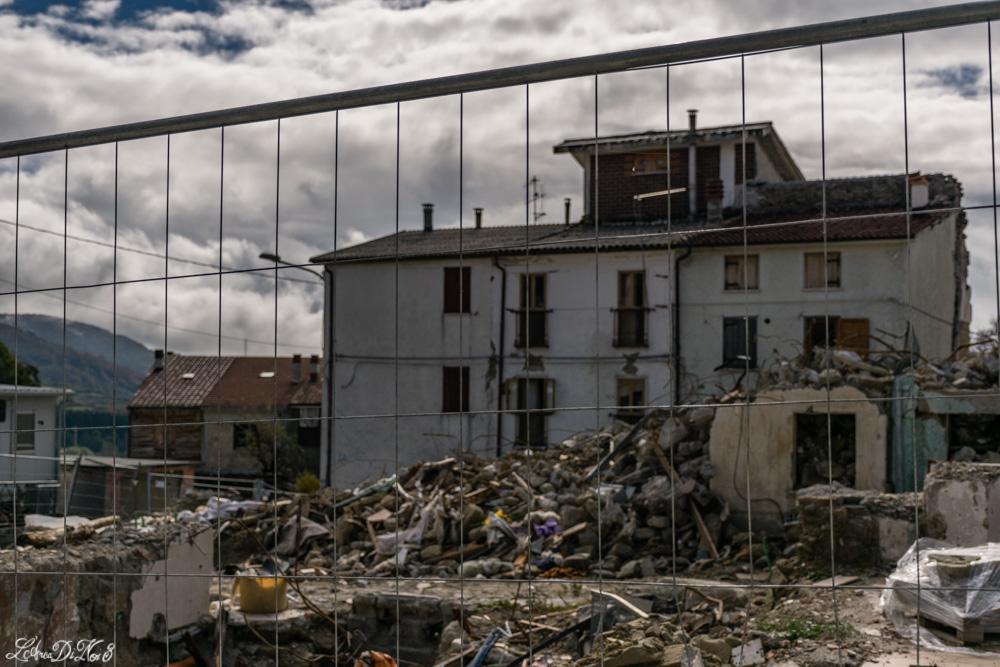 Campotosto terremoto