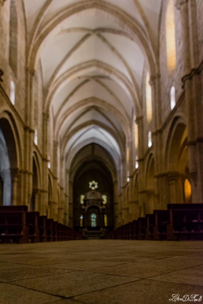 Abbazia di Casamari navata centrale