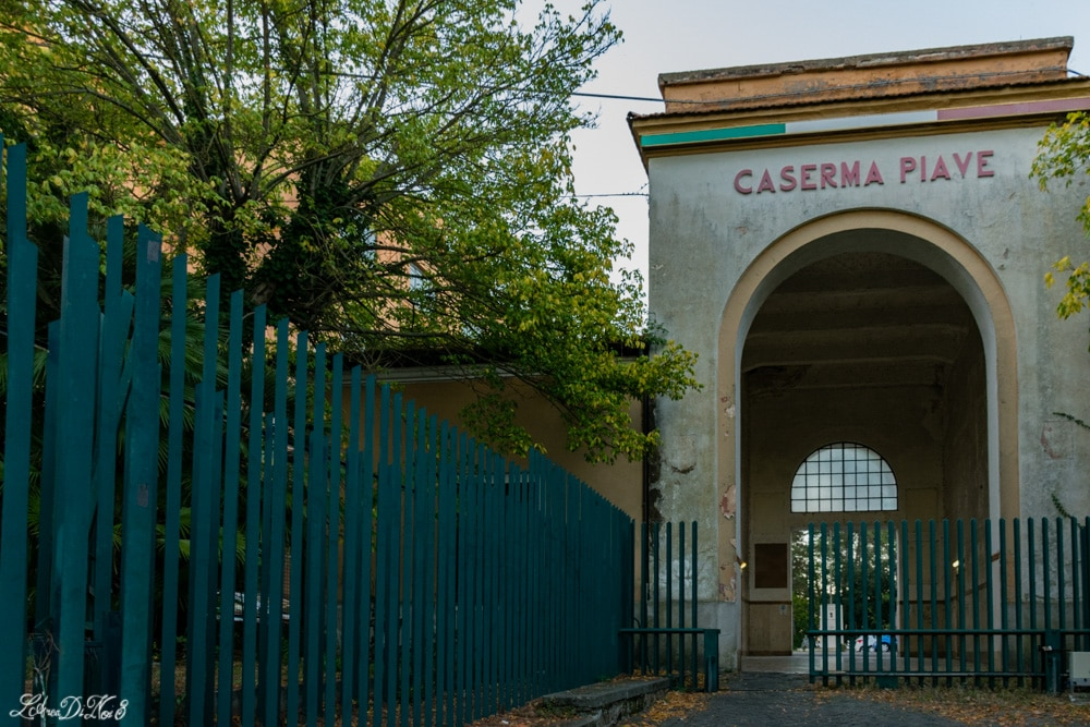 Caserma Piave a Orvieto