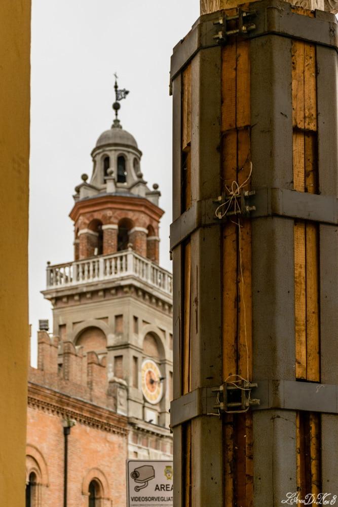 Cento piazza del Guercino