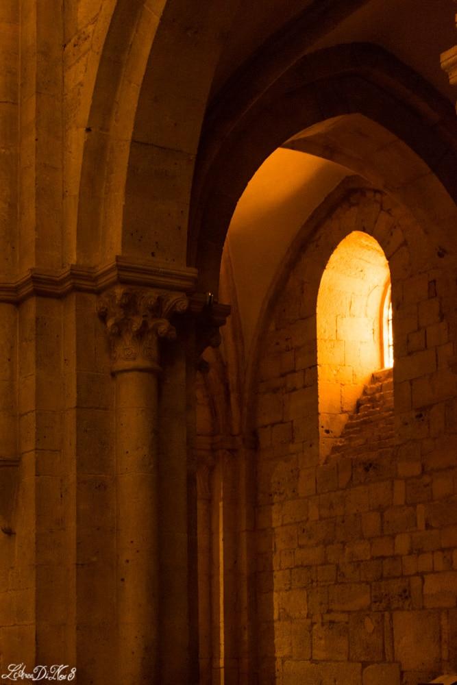 Interni dell'abbazia di Casamari