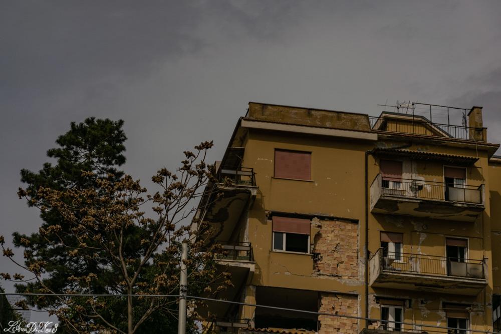 L'Aquila danni terremoto