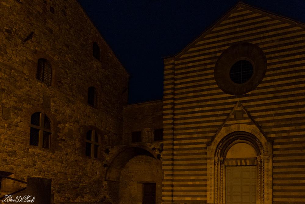 Lucignano chiesa di San Francesco