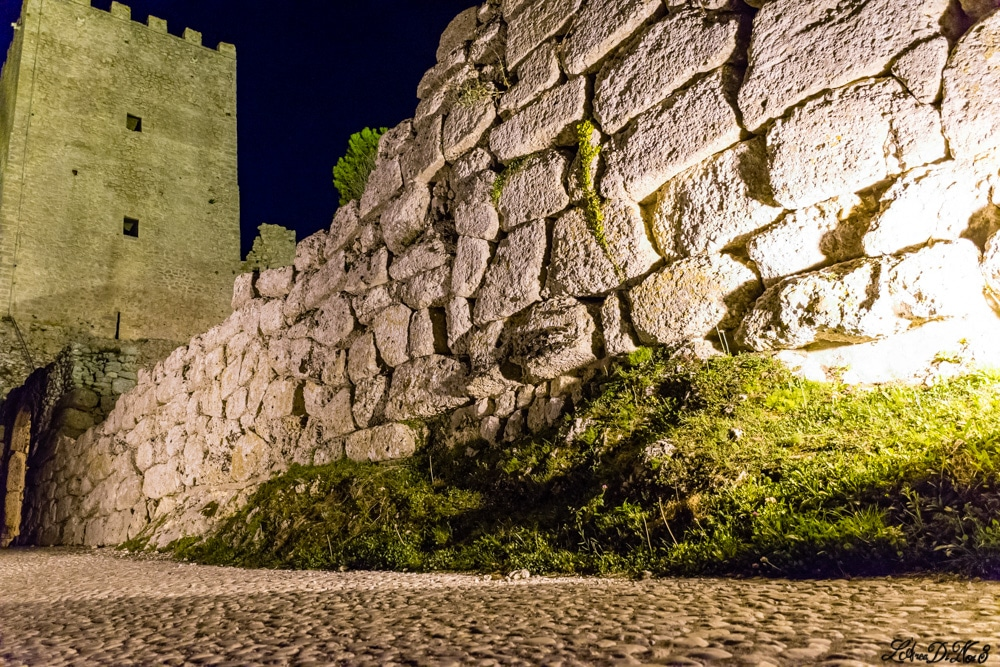Mura ciclopiche a Civitavecchia di Arpino