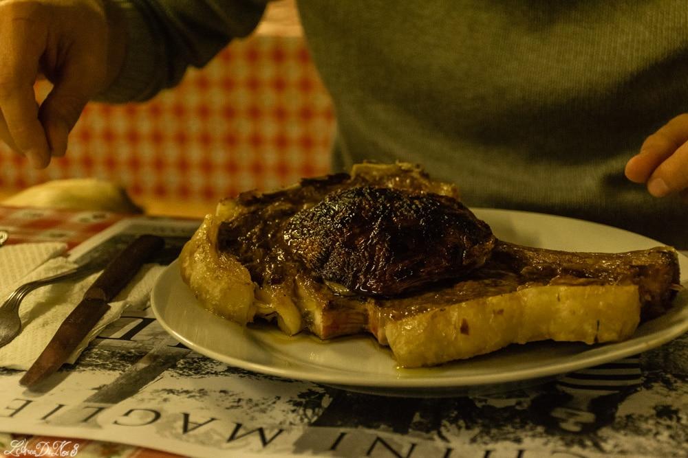 Sagra del porcino a Lucignano