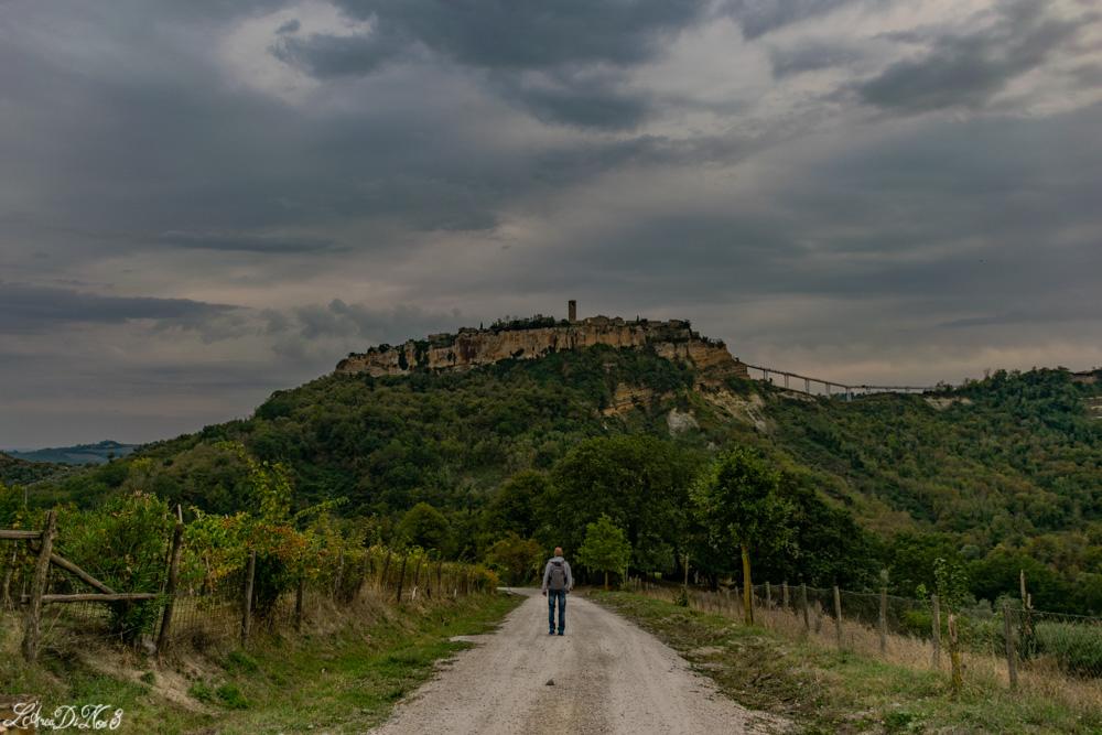 Via Romea Civita di Bagnoregio