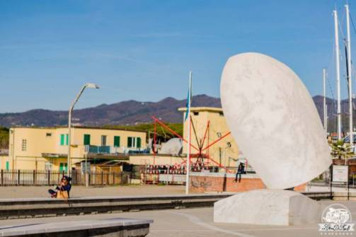 Marina di Carrara marmo