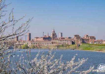 La meta ideale per un fine settimana in camper: Mantova