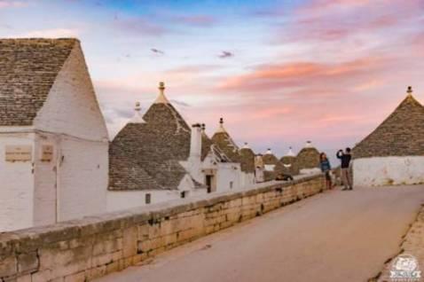 Alberobello in camper: scopriamo la città dei trulli