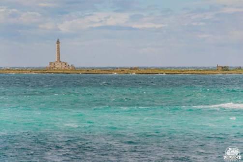 Gallipoli isola di Sant'Andrea