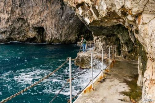 Grotta Zinzulusa ingresso
