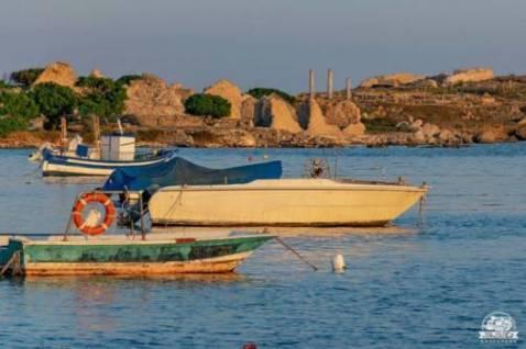 Consigli per visitare Nora, la più antica città della Sardegna, in camper