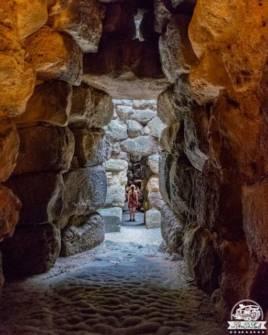 Su Nuraxi di Barumini sito archeologico