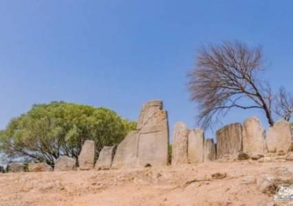 Come visitare la Tomba dei Giganti di Li Lolghi ad Arzachena in camper