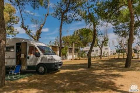 Campeggio Apeneste a Visete nel Gargano