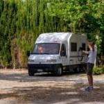 Dove sostare vicino ad Alghero: area sosta camper I Platani
