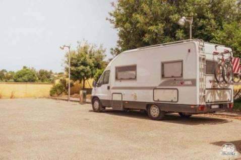 Area sosta camper a Tuili – Sardegna