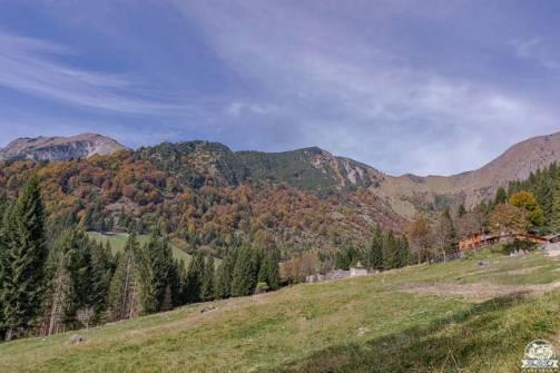 Autunno Alpe Corte Valcanale