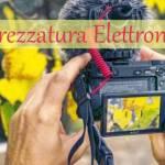 La nostra attrezzatura per video e foto