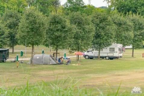 Camping Parco al Po, il campeggio di Cremona