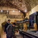 Campania in camper: come visitare Napoli sotterranea