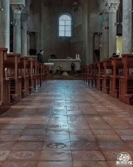 Paestum, Basilica Paleocristiana