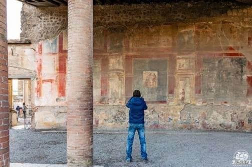 Pompei, il Macellum