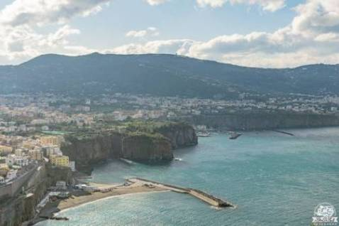 Campania in camper: come visitare Sorrento