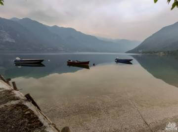 Lago d'Idro in camper: due nuove mete e un articolo sul giornale