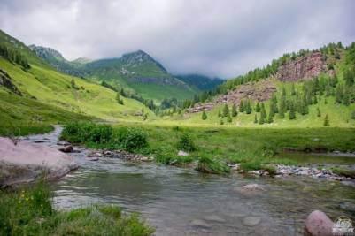 Gita in montagna col camper: il Gaver e la Piana di Bruffione